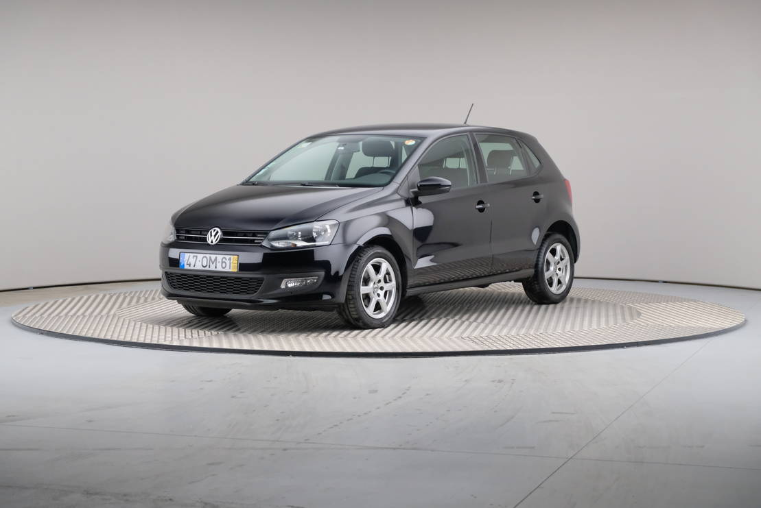 Volkswagen Polo Polo 1.4 TDI (Blue Motion Technology), Comfortline, 360-image0