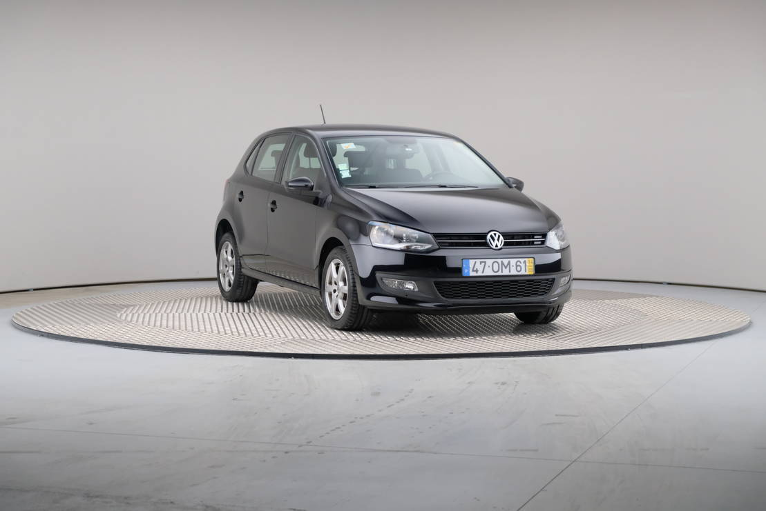 Volkswagen Polo Polo 1.4 TDI (Blue Motion Technology), Comfortline, 360-image30