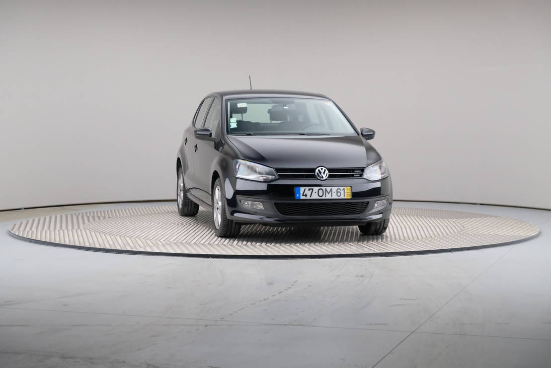 Volkswagen Polo Polo 1.4 TDI (Blue Motion Technology), Comfortline, 360-image31