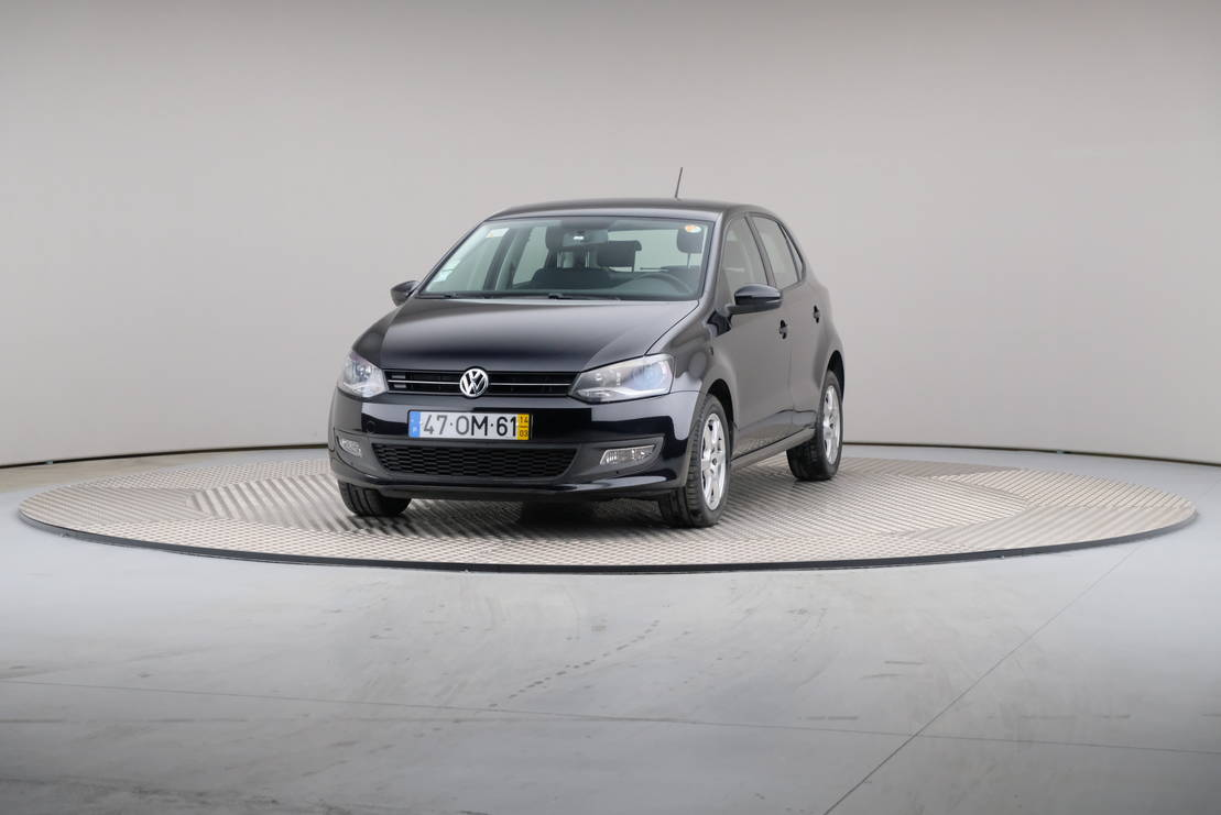 Volkswagen Polo Polo 1.4 TDI (Blue Motion Technology), Comfortline, 360-image34