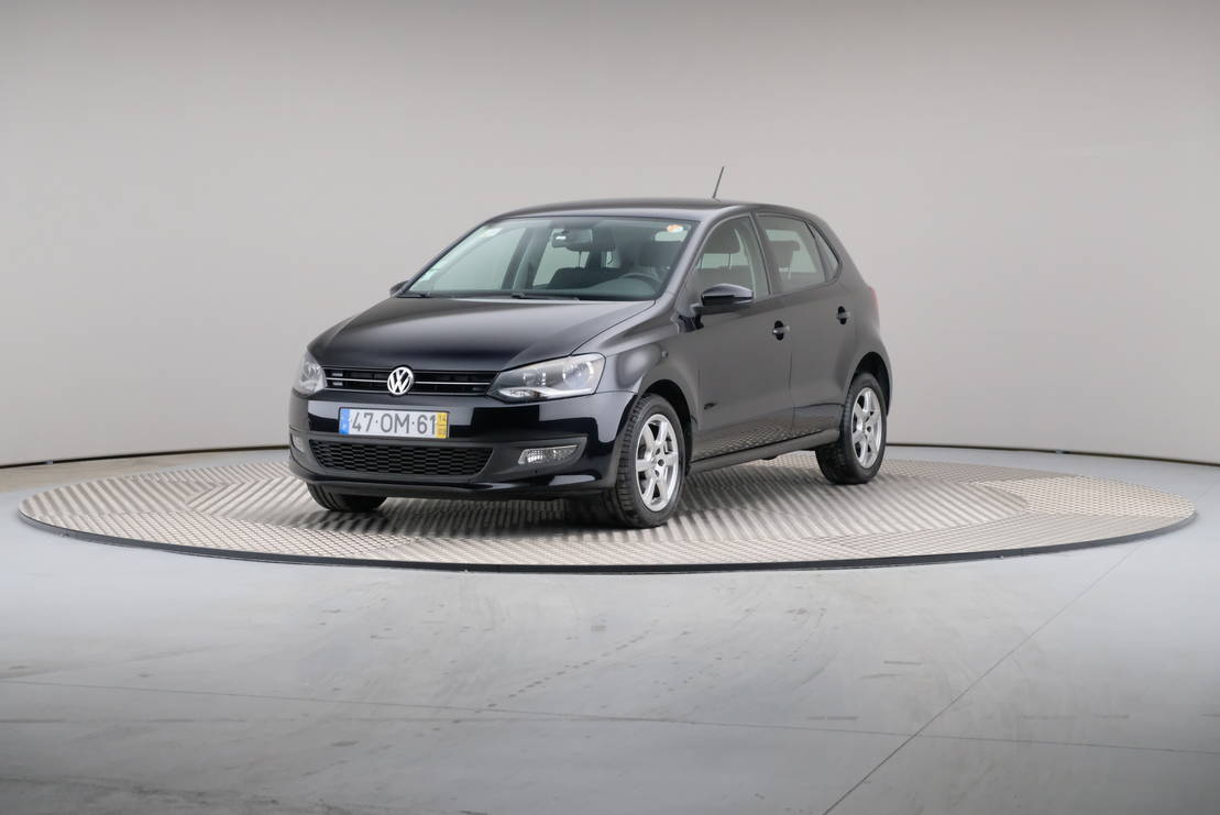 Volkswagen Polo Polo 1.4 TDI (Blue Motion Technology), Comfortline, 360-image35