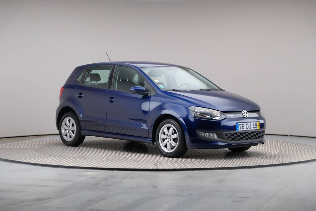 Volkswagen Polo 1.2 TDi BlueMotion 88g, 360-image28