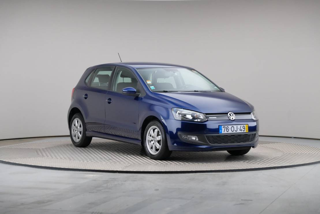 Volkswagen Polo 1.2 TDi BlueMotion 88g, 360-image29