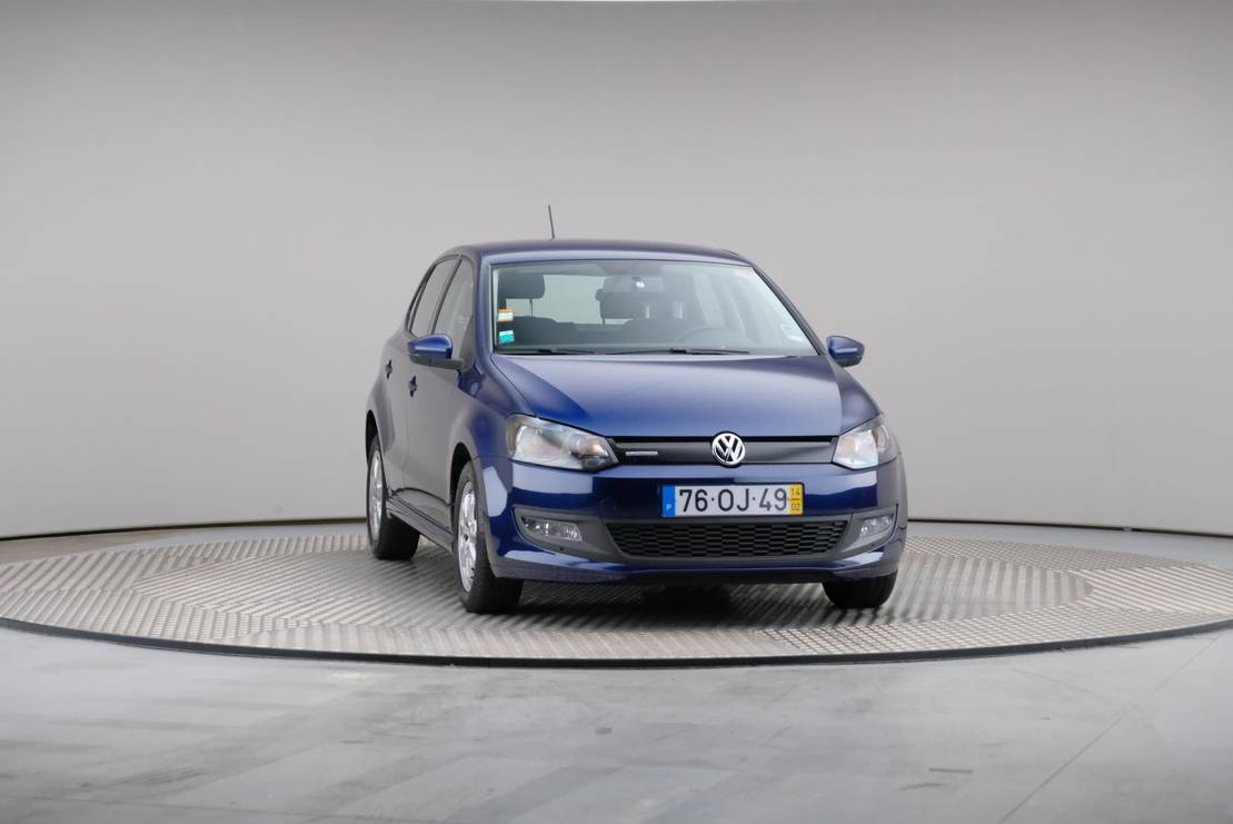 Volkswagen Polo 1.2 TDi BlueMotion 88g, 360-image31