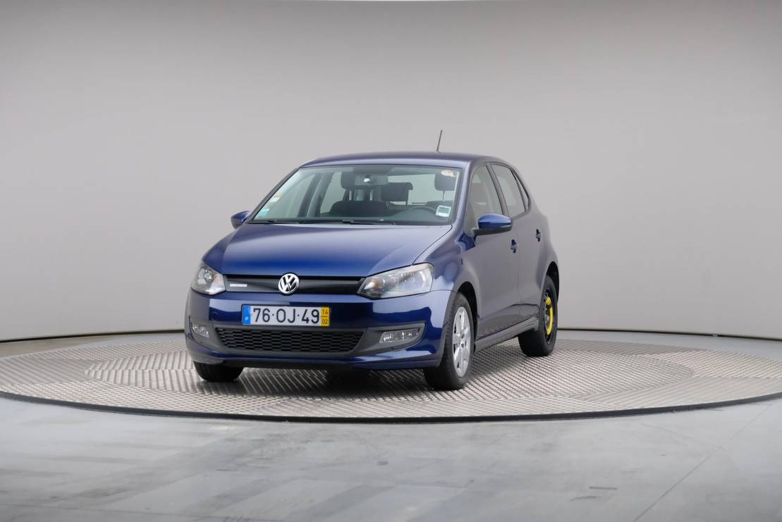 Volkswagen Polo 1.2 TDi BlueMotion 88g, 360-image34