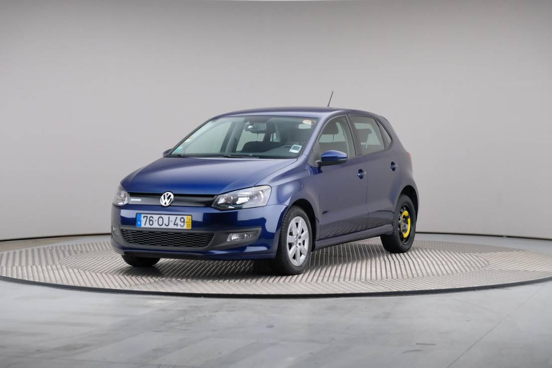 Volkswagen Polo 1.2 TDi BlueMotion 88g, 360-image35