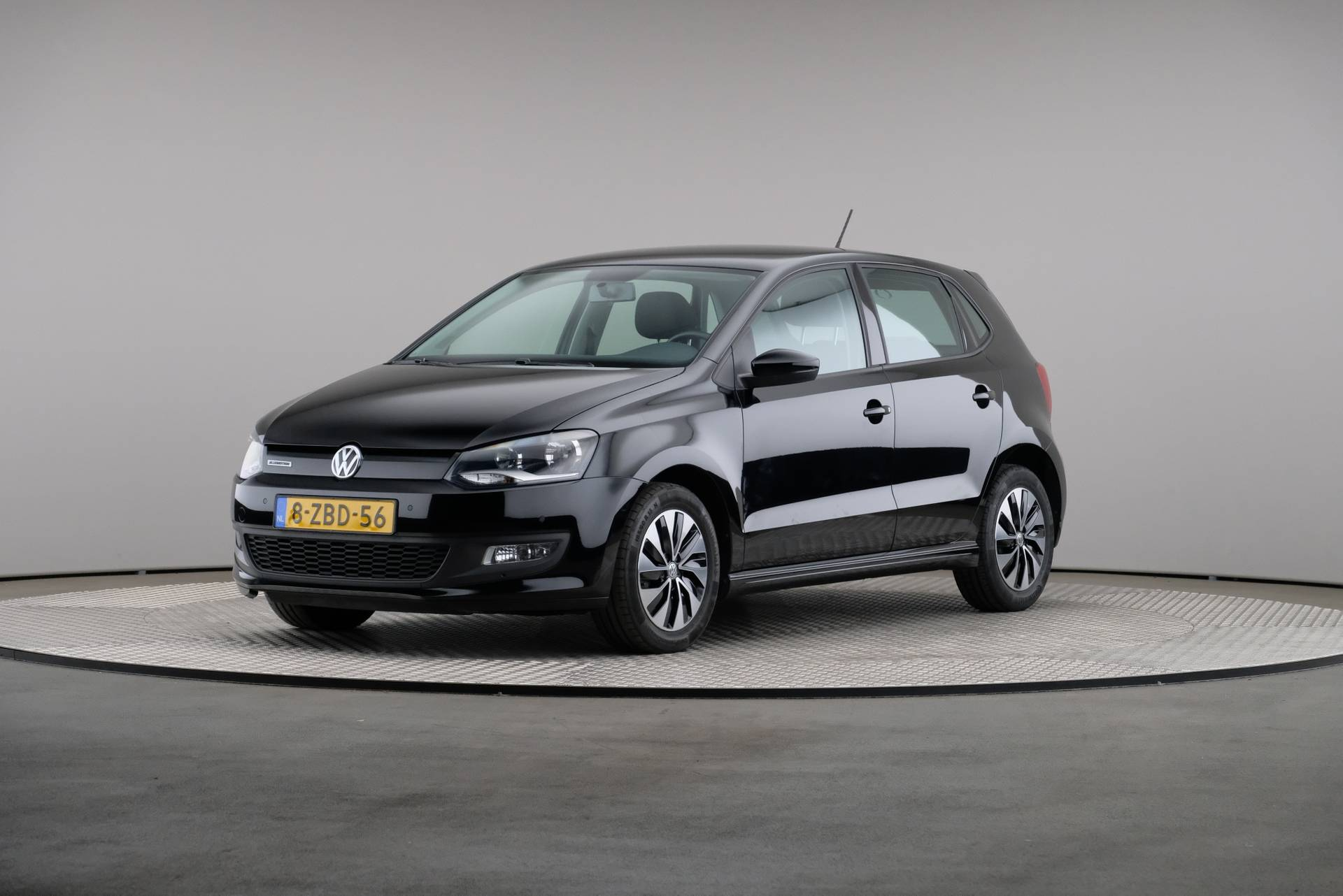 Volkswagen Polo 1.4 TDI BlueMotion, Executive, Airco, Navigatie, 360-image0