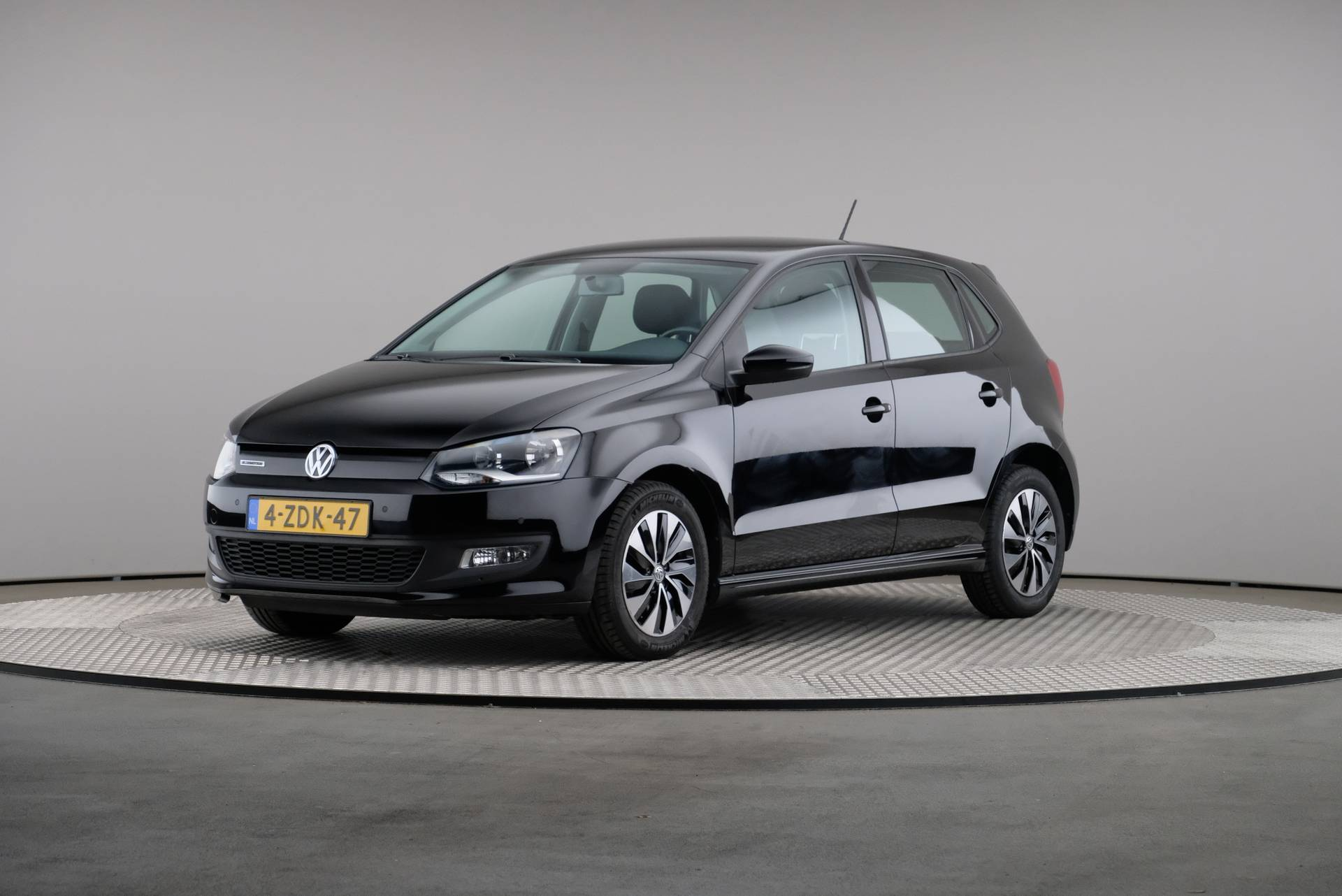 Volkswagen Polo 1.4 TDI BlueMotion Executive plus, Navigatie, 360-image0