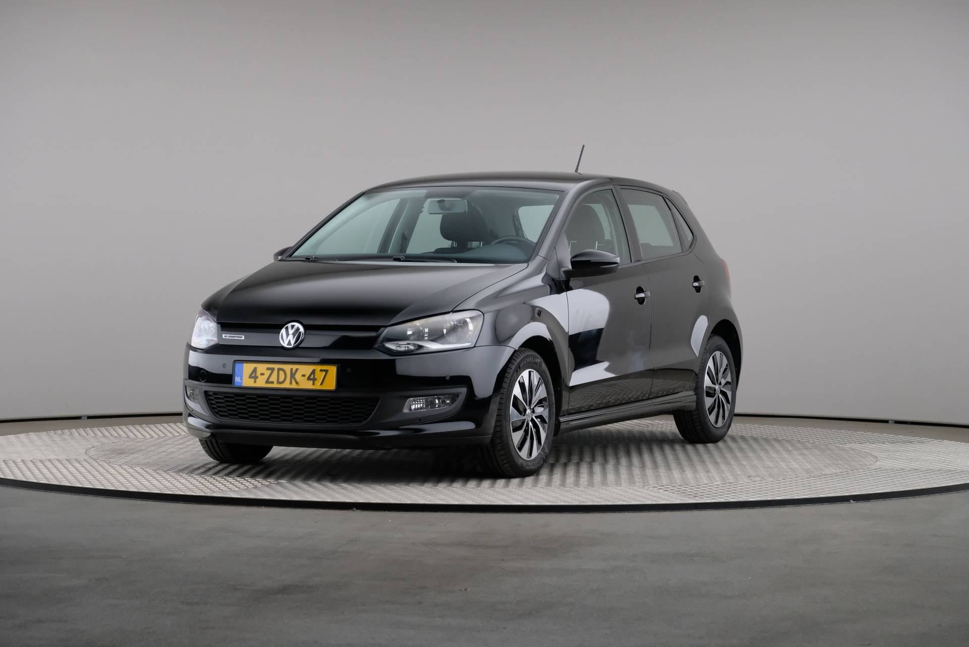 Volkswagen Polo 1.4 TDI BlueMotion Executive plus, Navigatie, 360-image35