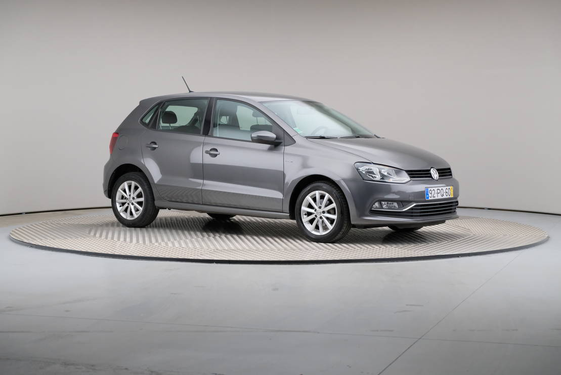 Volkswagen Polo Polo 1.4 TDI (Blue Motion Technology), Comfortline, 360-image27