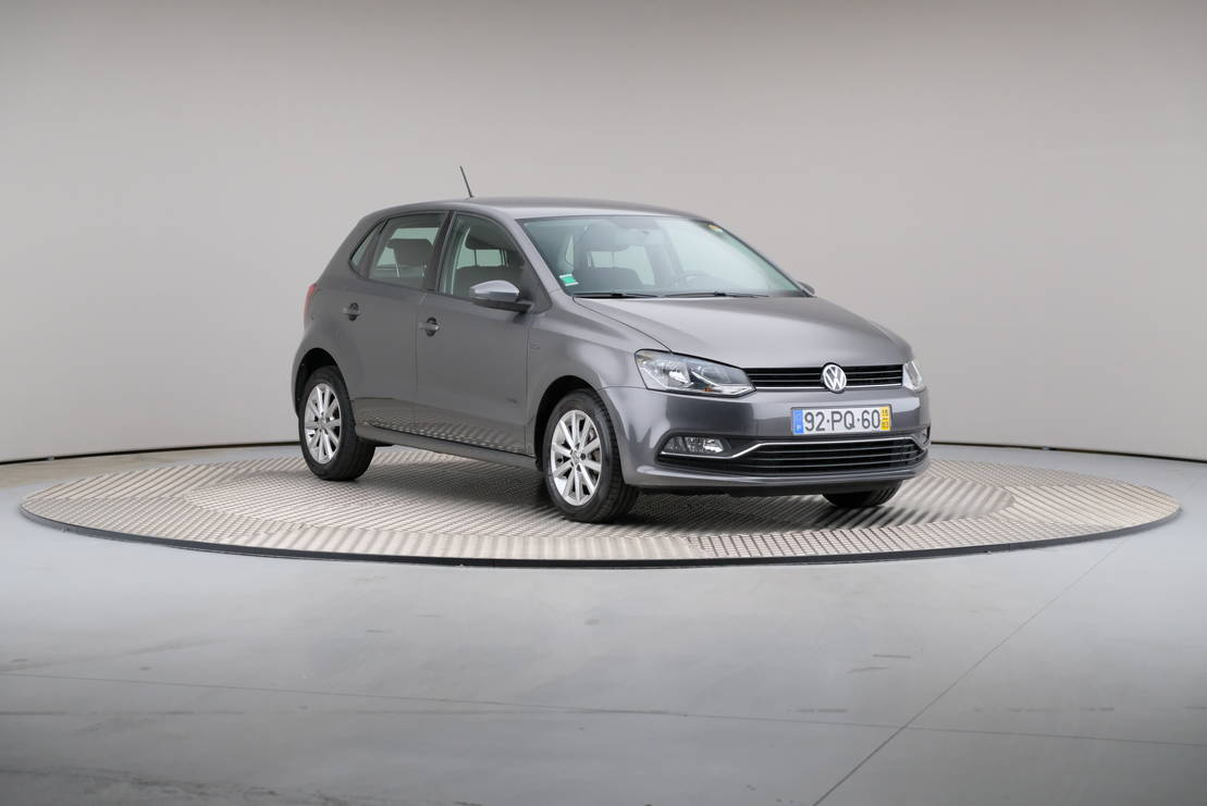 Volkswagen Polo Polo 1.4 TDI (Blue Motion Technology), Comfortline, 360-image29