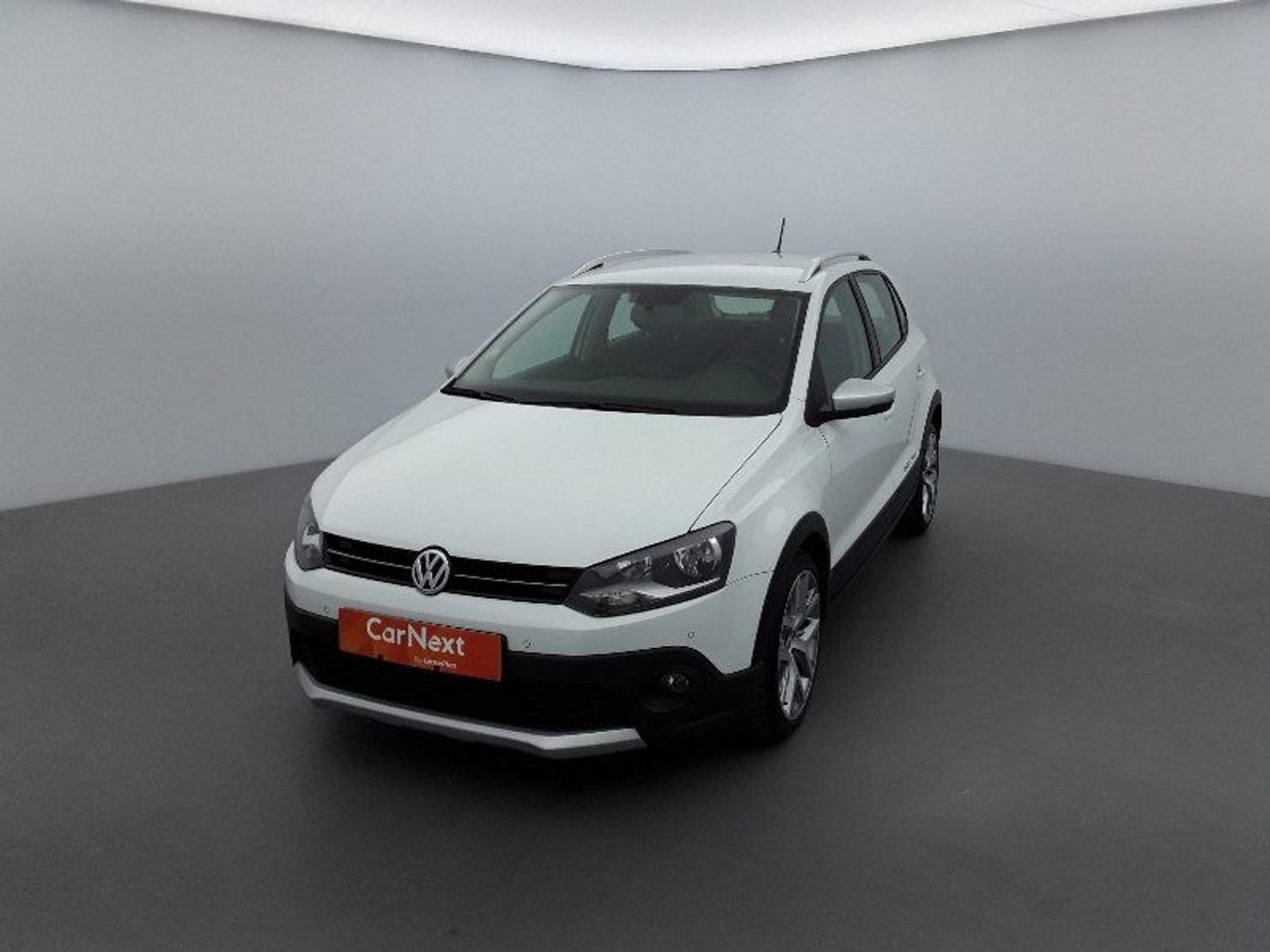 Volkswagen Polo 1.4 TDI 90 BMT DSG7, Cross Polo detail1