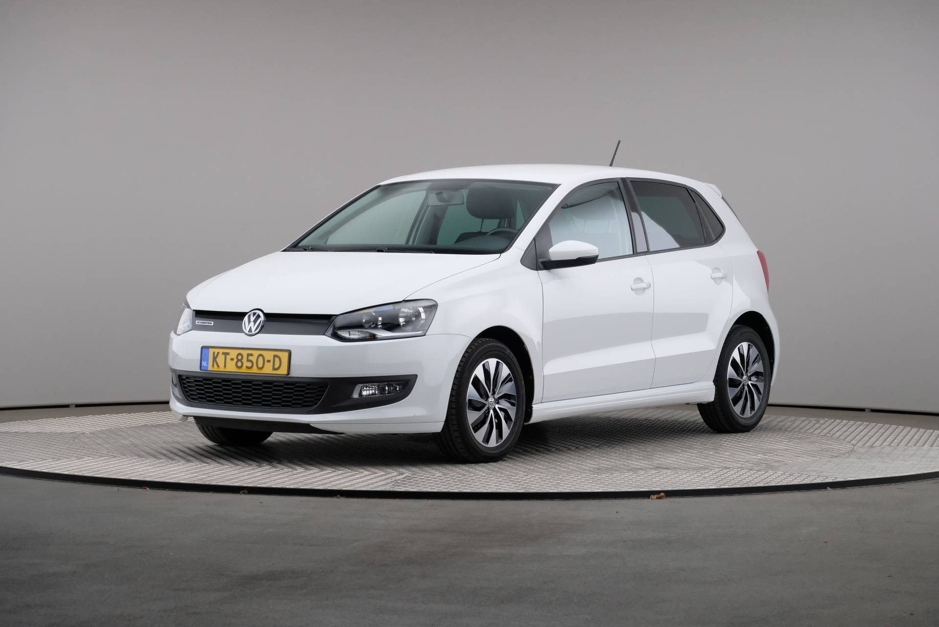Volkswagen Polo 1.0 TSI BlueMotion Executive, 360-image0