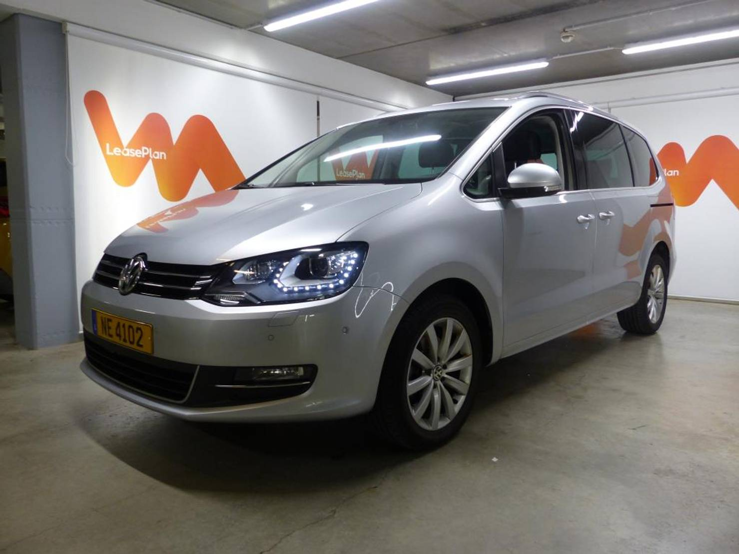 Volkswagen Sharan 2.0 CR TDI HIGHLINE BMT START& detail1
