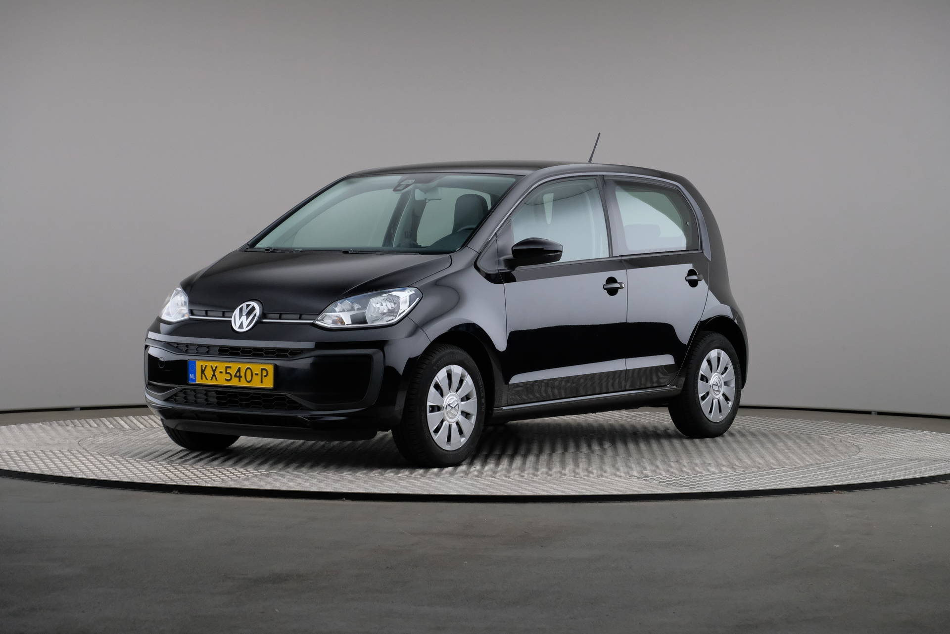 Volkswagen up! 1.0 44kW Move up! BlueMotion Technology, Airconditioning, 360-image0
