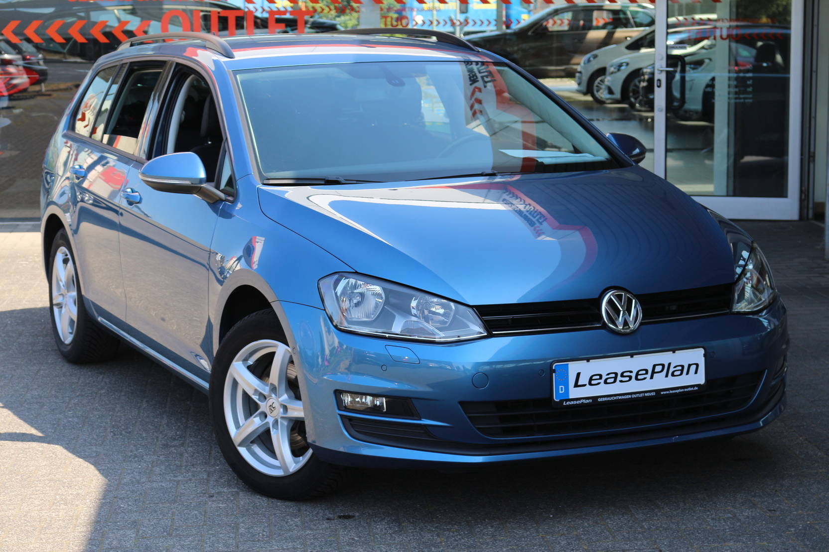 Volkswagen Golf Golf Variant 1.4 TSI BlueMotion Technology Comfortline (506828) detail1