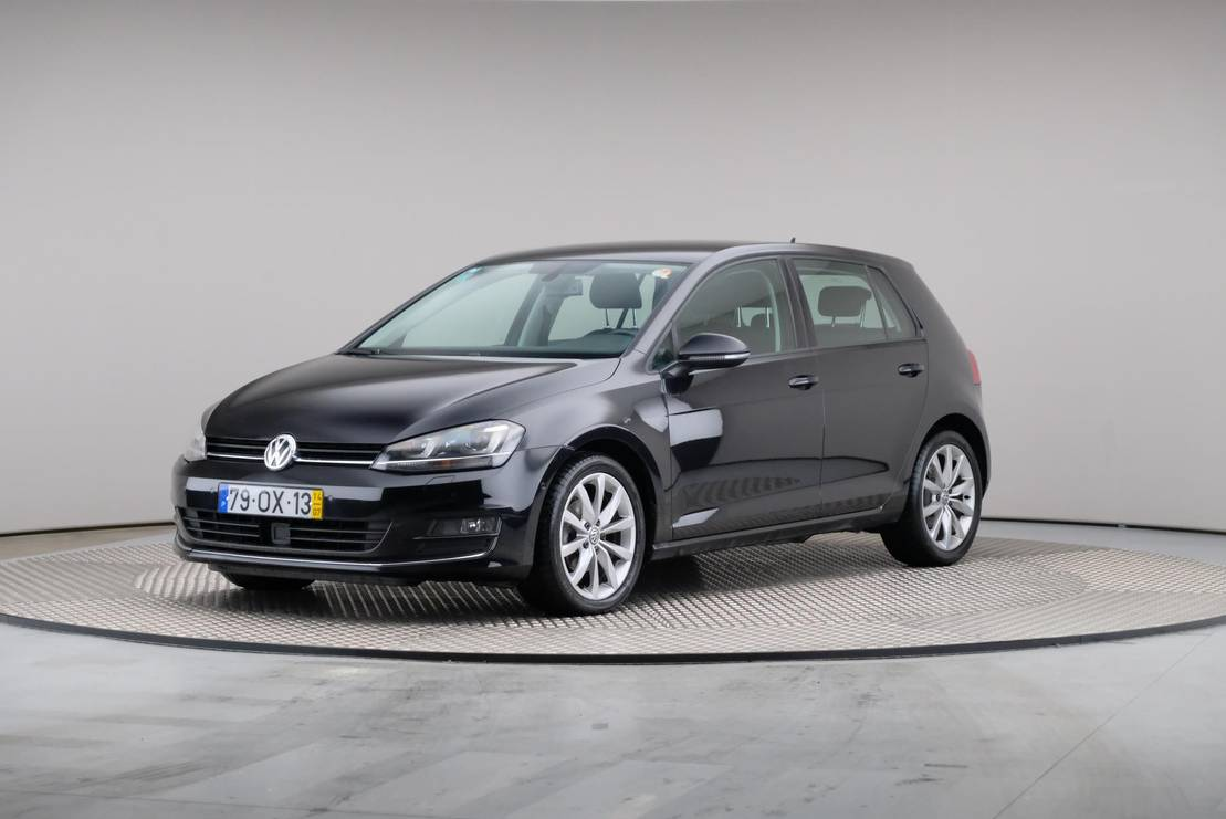 Volkswagen Golf 1.6 TDi Highline, 360-image0