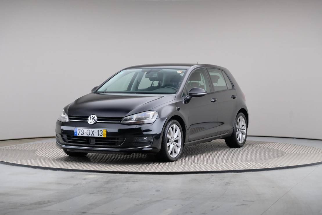 Volkswagen Golf 1.6 TDi Highline, 360-image35