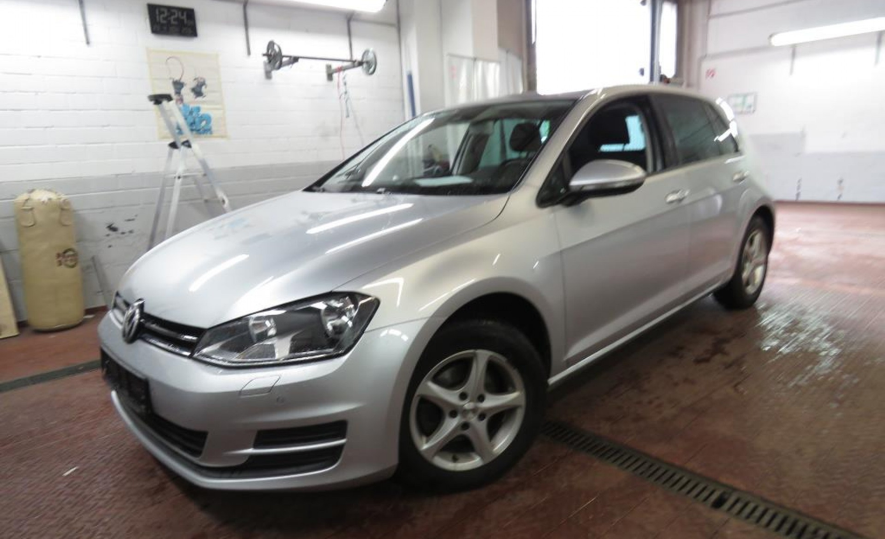 Volkswagen Golf Golf 1.2 TSI BlueMotion Technology DSG, Comfortline (554506) detail1