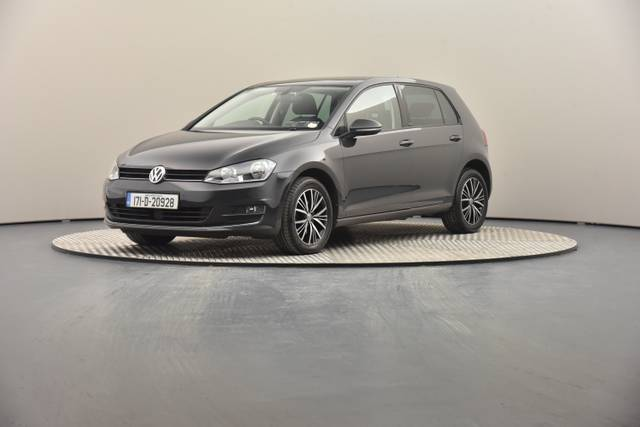 Volkswagen Golf 1.6 TDI BlueMotion Technology, Comfortline-360 image-8