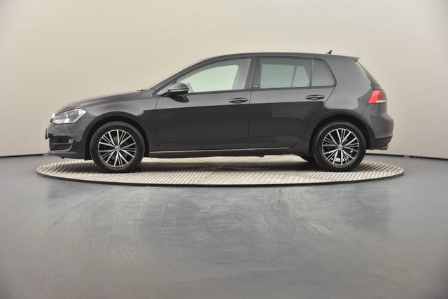 Volkswagen Golf 1.6 TDI BlueMotion Technology, Comfortline-360 image-13
