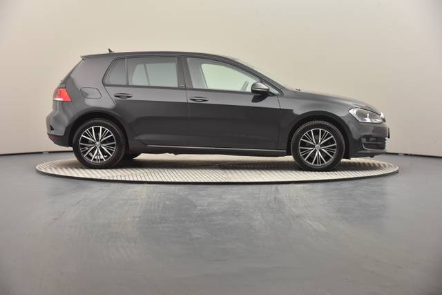 Volkswagen Golf 1.6 TDI BlueMotion Technology, Comfortline-360 image-32