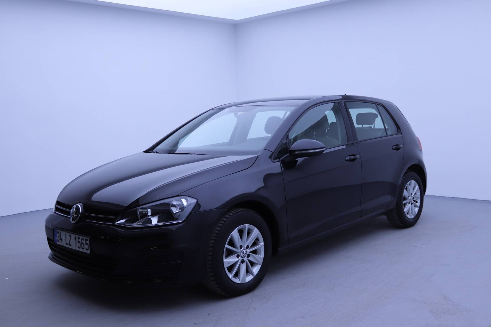Volkswagen Golf 1.6 TDI (BlueMotion Technology), Midline Plus detail1