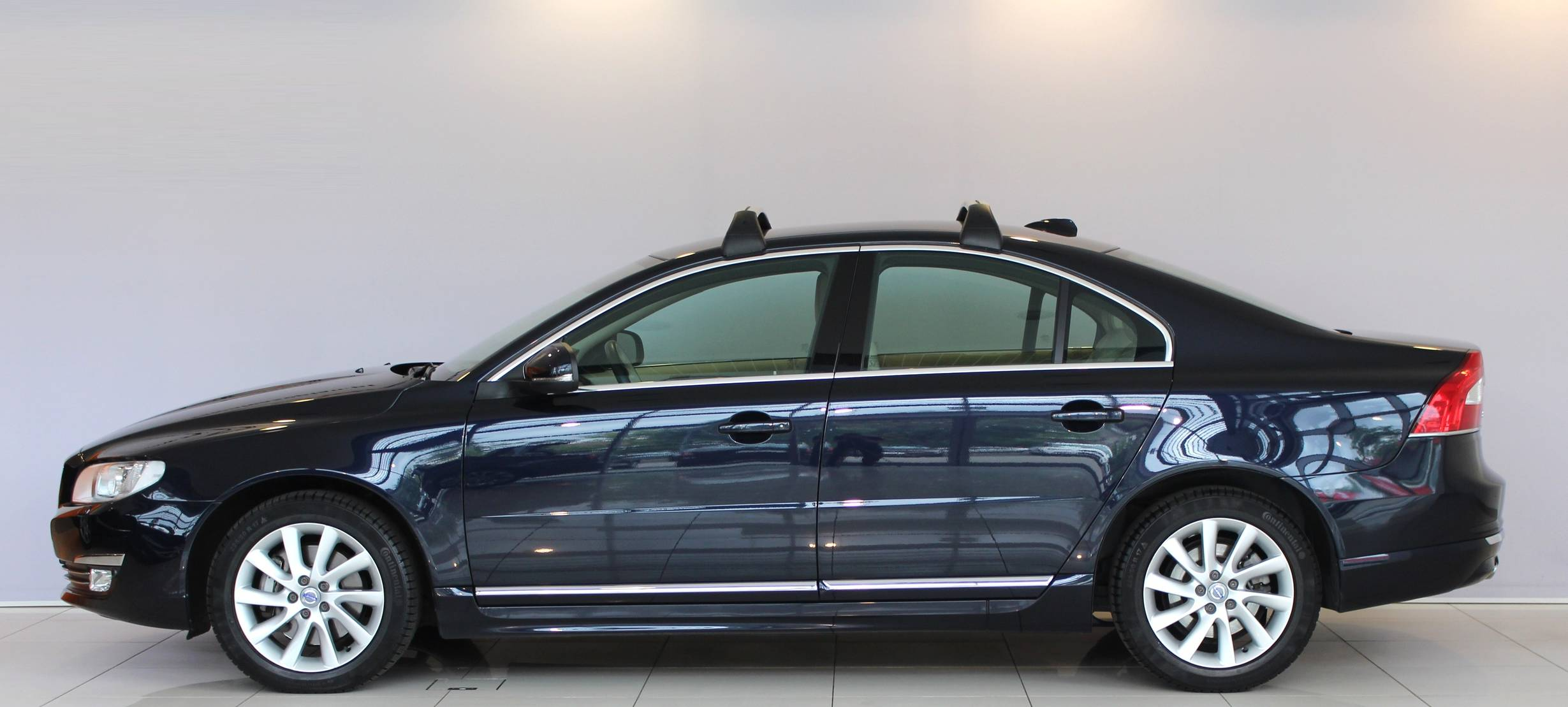 Volvo S80 T5 Geartronic, Summum detail2