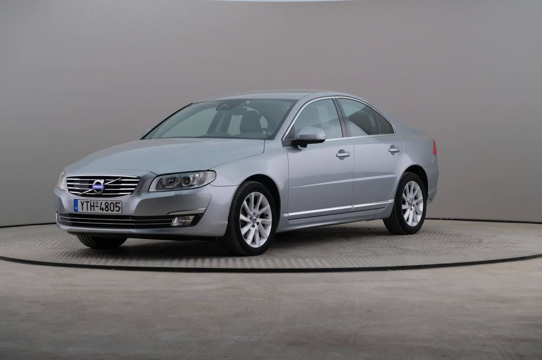Volvo S80 2.0 D4 Start/Stop FWD Summum Auto 8spd 181hp/εγγύηση χλμ, 360-image0