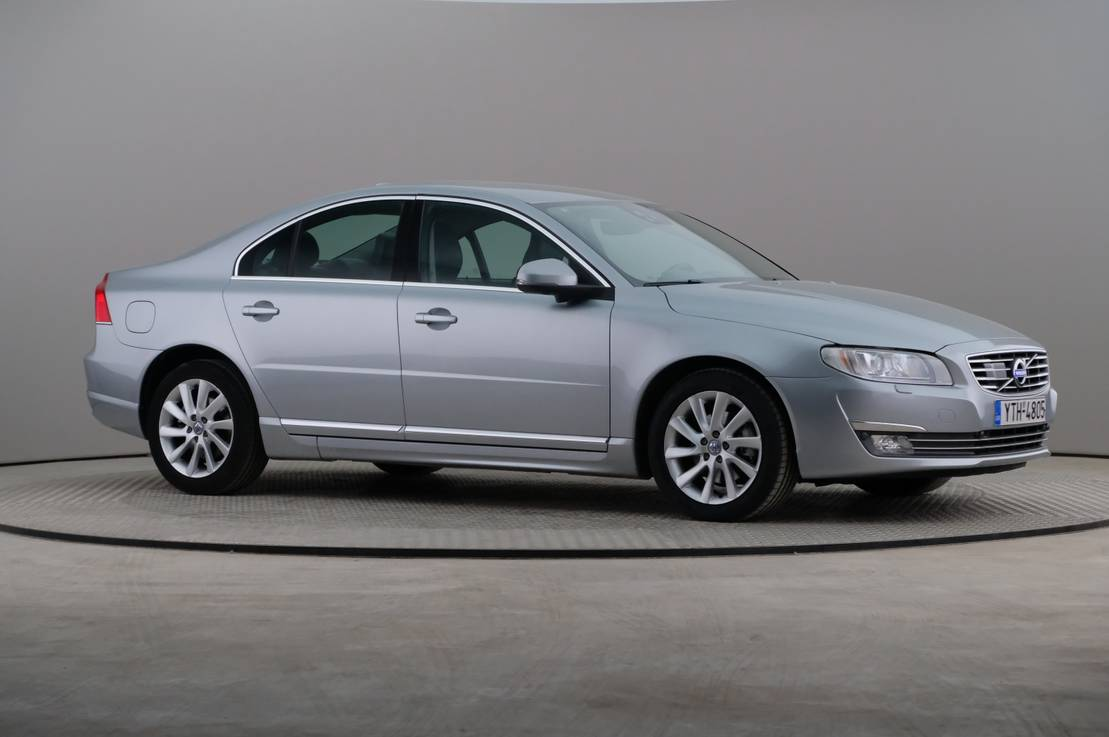 Volvo S80 2.0 D4 Start/Stop FWD Summum Auto 8spd 181hp/εγγύηση χλμ, 360-image27