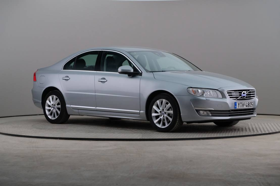 Volvo S80 2.0 D4 Start/Stop FWD Summum Auto 8spd 181hp/εγγύηση χλμ, 360-image28