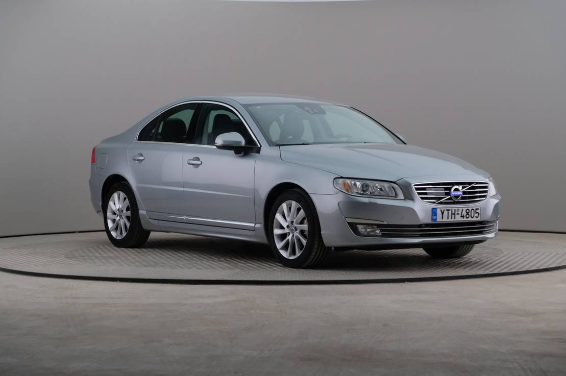 Volvo S80 2.0 D4 Start/Stop FWD Summum Auto 8spd 181hp/εγγύηση χλμ, 360-image29