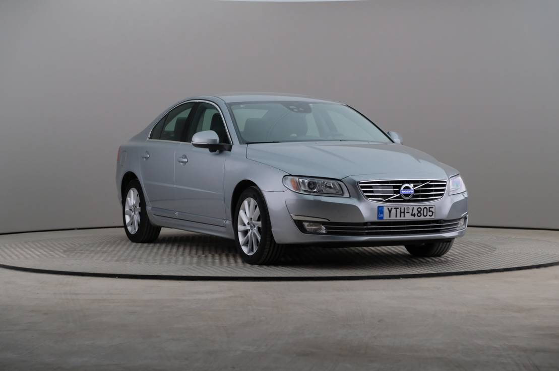 Volvo S80 2.0 D4 Start/Stop FWD Summum Auto 8spd 181hp/εγγύηση χλμ, 360-image30