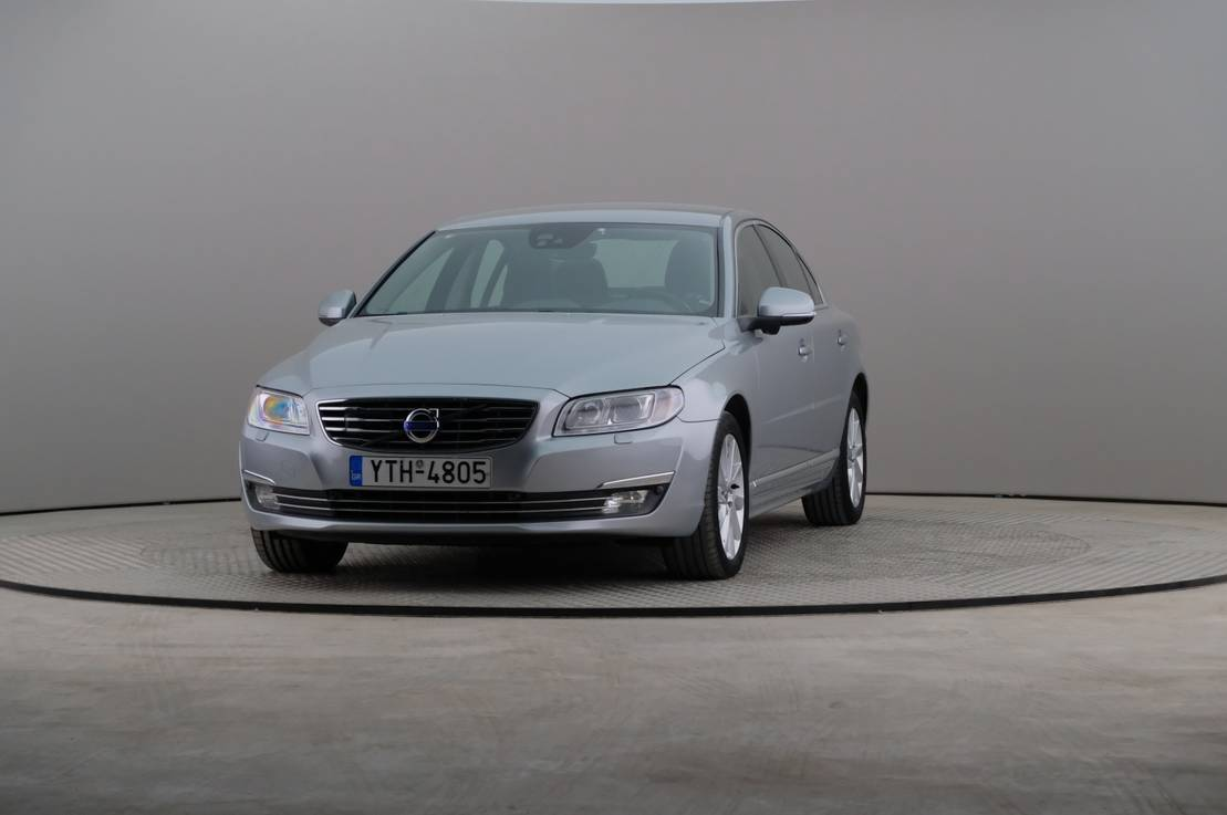 Volvo S80 2.0 D4 Start/Stop FWD Summum Auto 8spd 181hp/εγγύηση χλμ, 360-image34