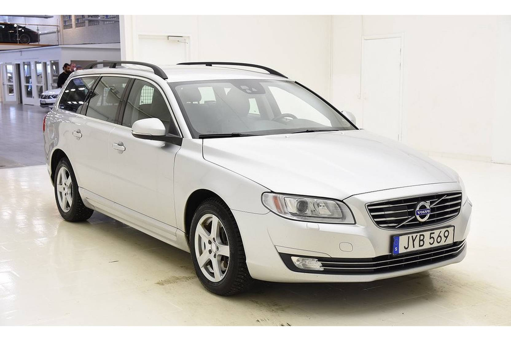 Volvo V70 D4 AWD Geartronic, Kinetic detail1