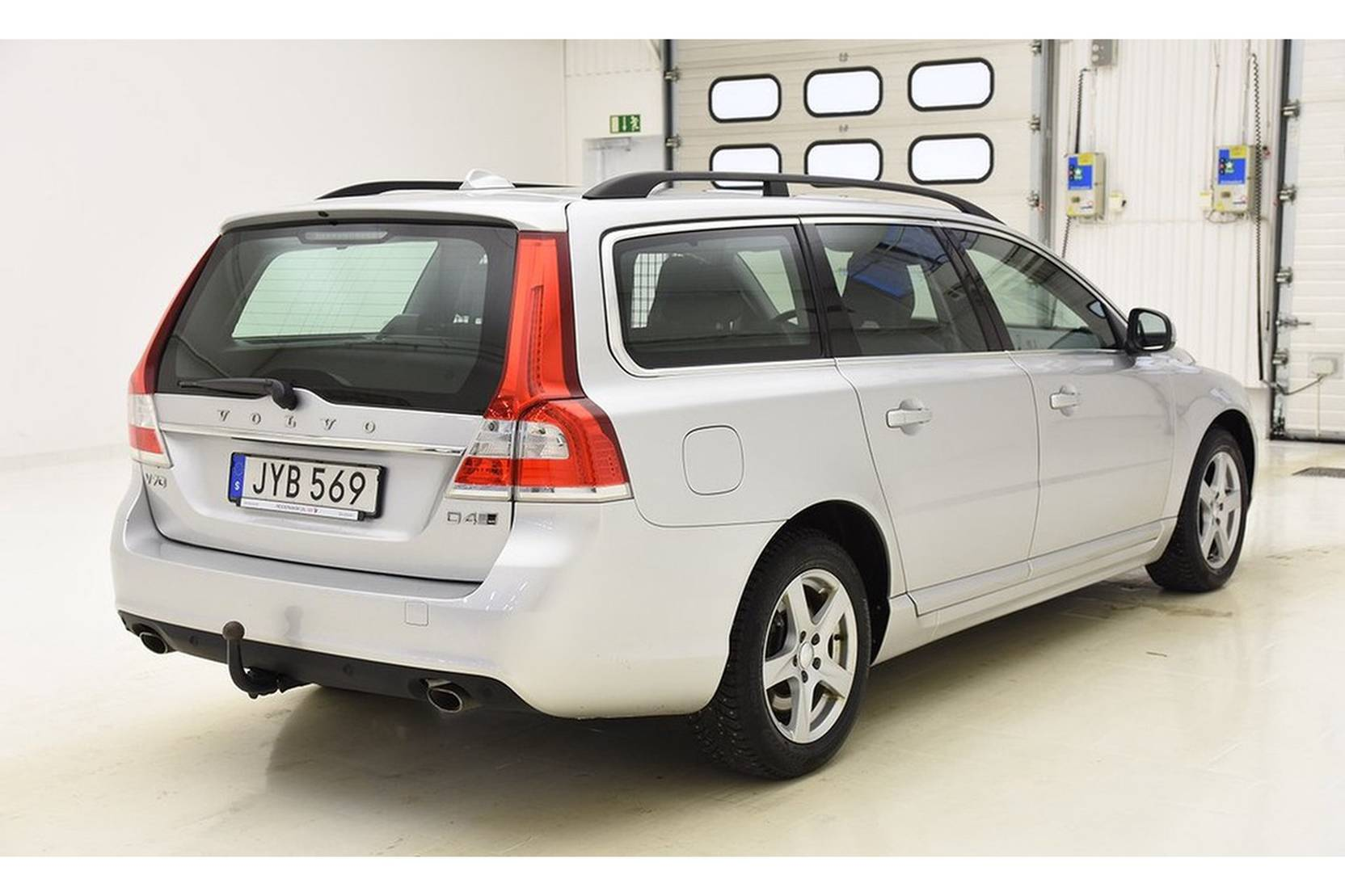 Volvo V70 D4 AWD Geartronic, Kinetic detail2