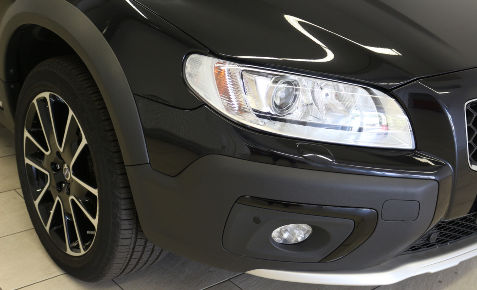 Volvo XC70 D5 AWD Geartronic Black Edition (563295) detail2