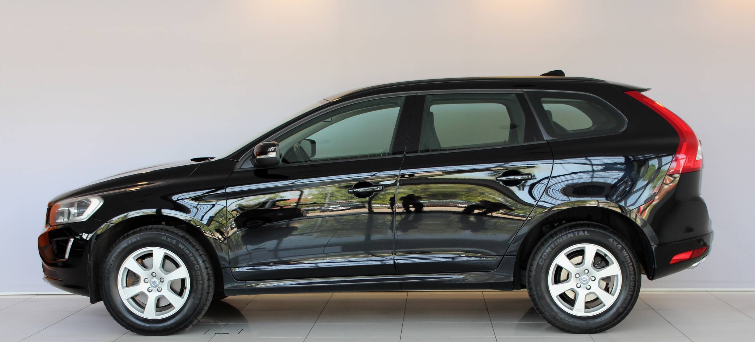 Volvo XC60 D4 AWD Geartronic, Kinetic detail2