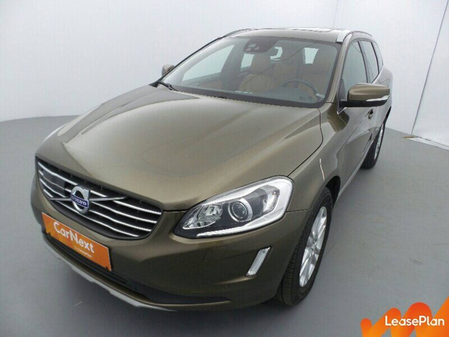 Volvo XC60 D4 190 Geartronic Xenium detail1