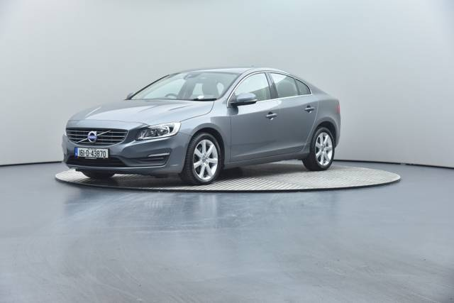 Volvo S60 D4 Geartronic, Momentum-360 image-8