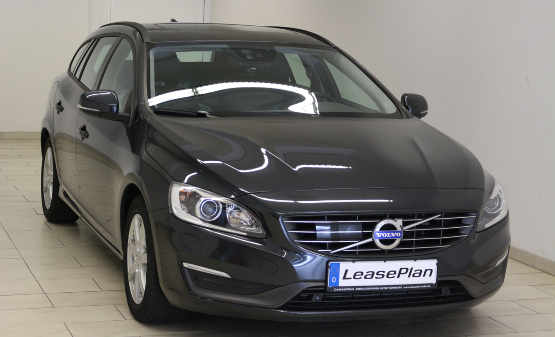 Volvo V60 D4 Geartronic, Kinetic (555041) detail1