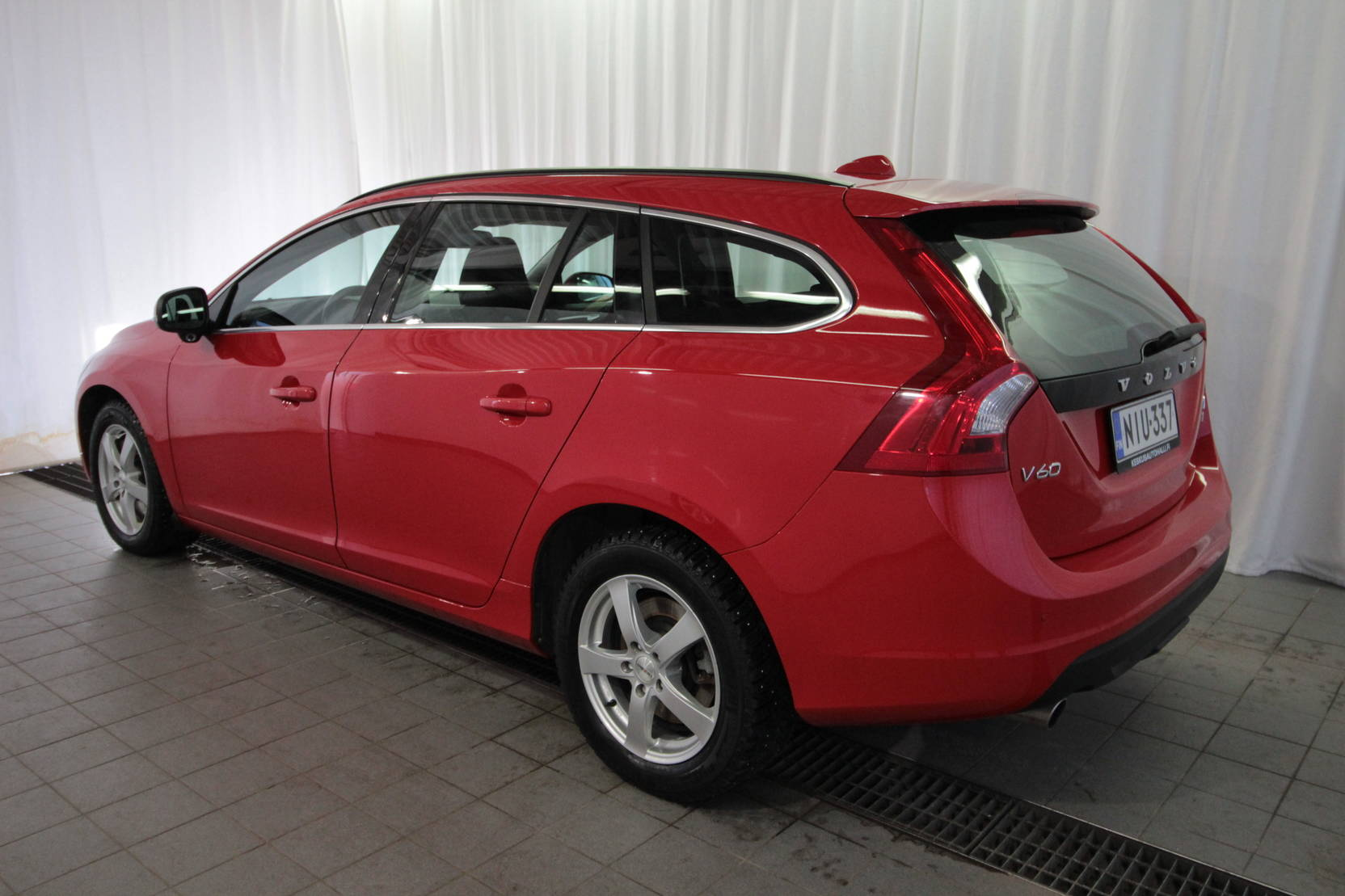 Volvo V60 D4 Awd Momentum Business Aut detail2