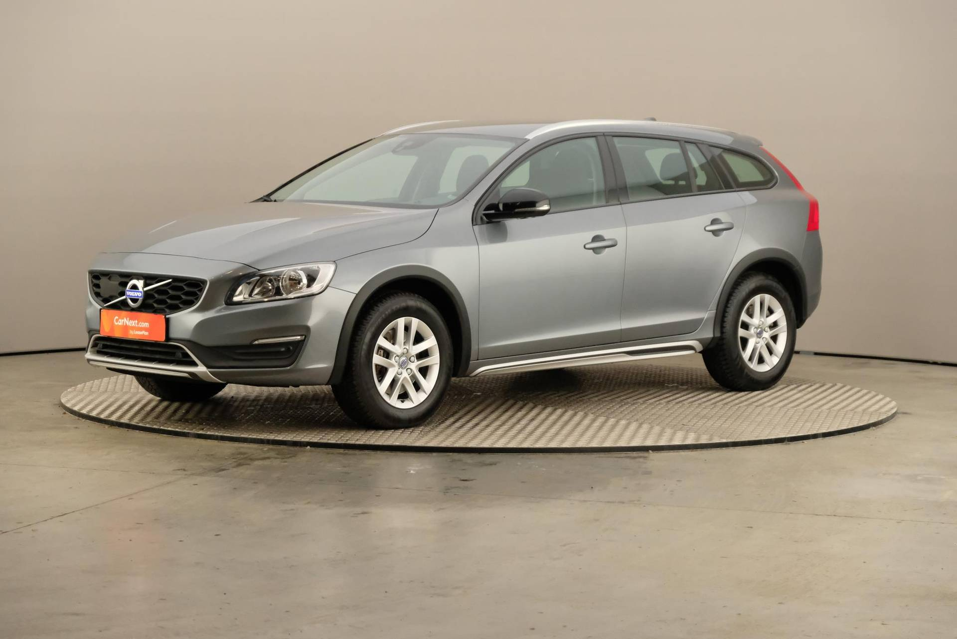 Volvo V60 2.0 D3 Kinetic Geartronic GPS PDC CRUISE CONTROL, 360-image0