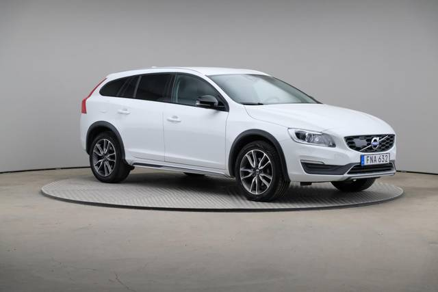 Volvo V60 Cross Count D3 Summum VOC-360 image-27