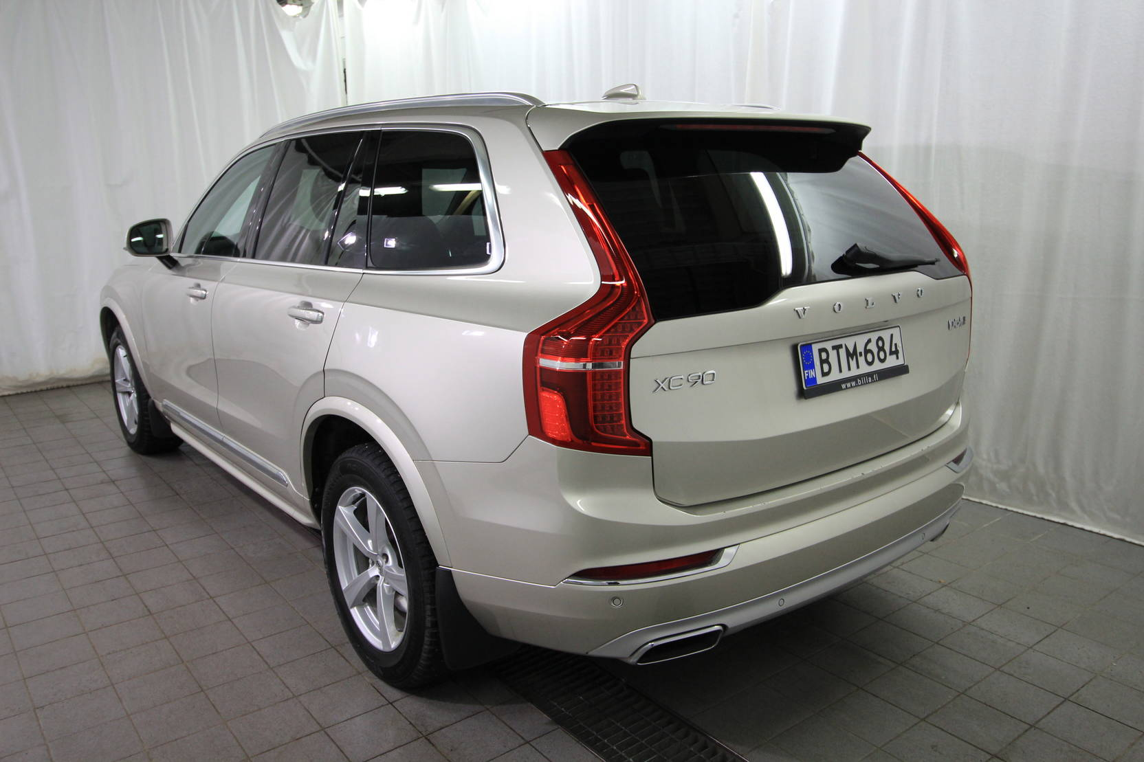 Volvo XC90 D5 Awd Inscription Aut detail2