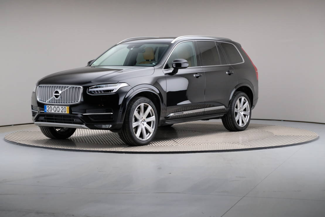 Volvo XC90 D5 AWD Geartronic, Inscription, 360-image0