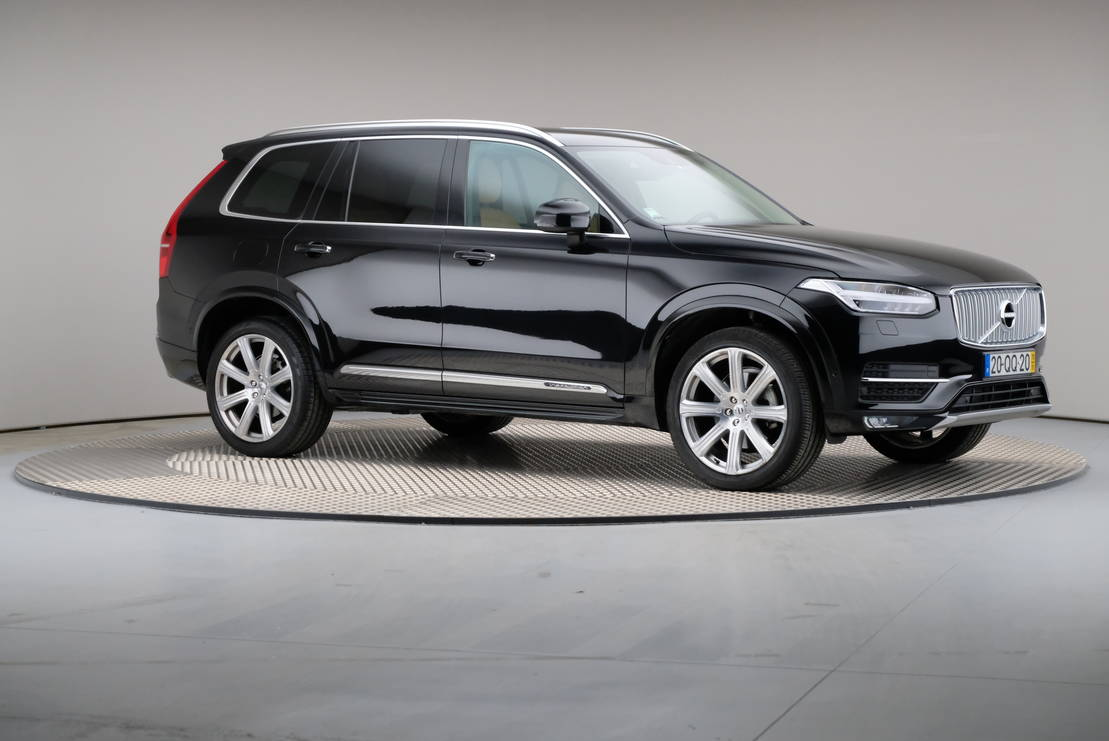 Volvo XC90 D5 AWD Geartronic, Inscription, 360-image27