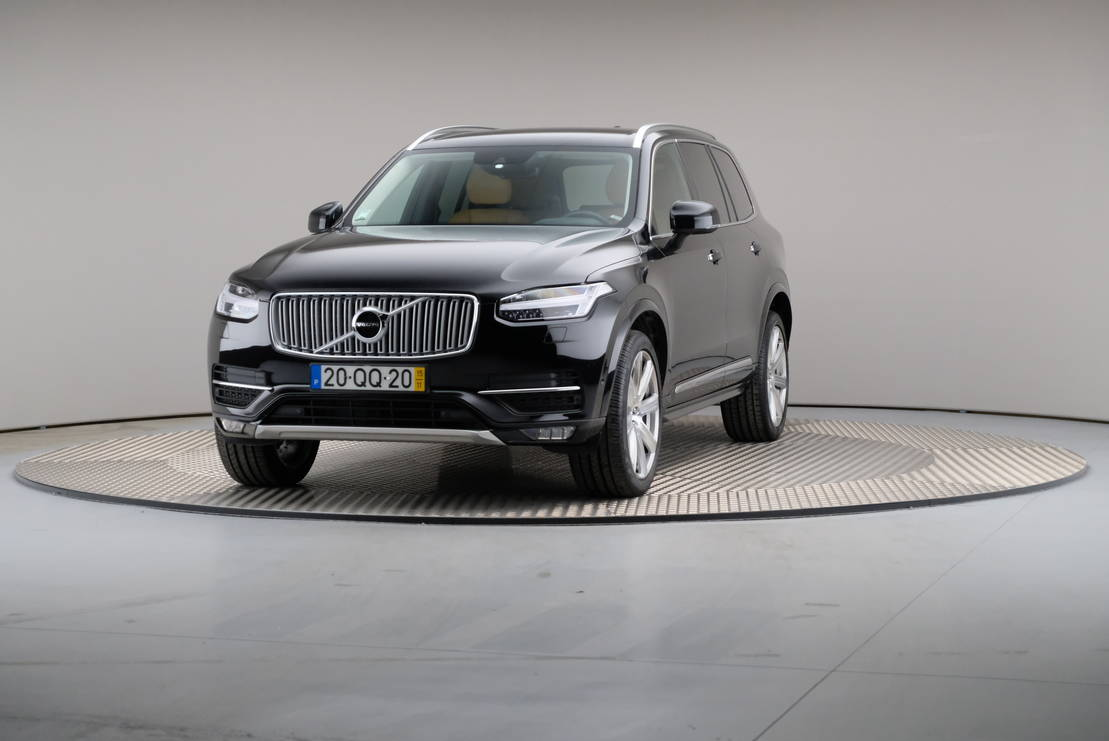 Volvo XC90 D5 AWD Geartronic, Inscription, 360-image34