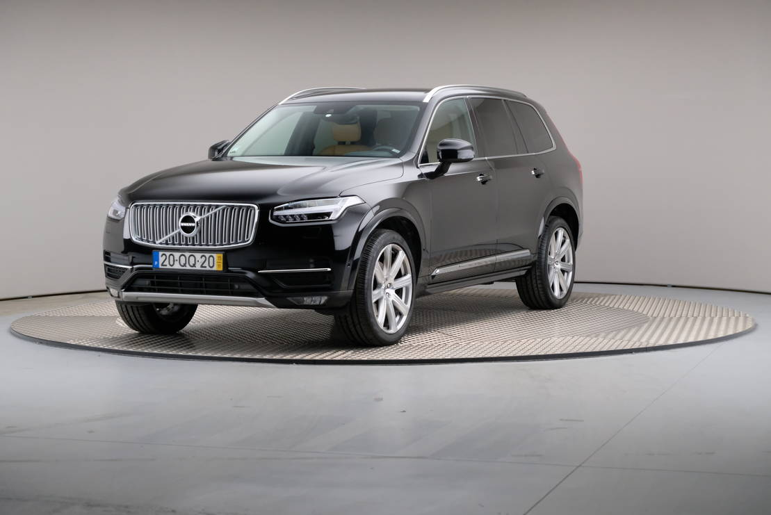 Volvo XC90 D5 AWD Geartronic, Inscription, 360-image35