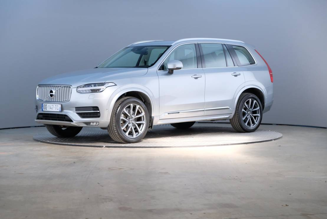 v hicules volvo xc90 d5 awd 225 inscription geartronic a 7pl 2016 d 39 occasion. Black Bedroom Furniture Sets. Home Design Ideas
